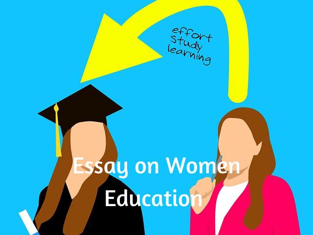 Essay on Women Education