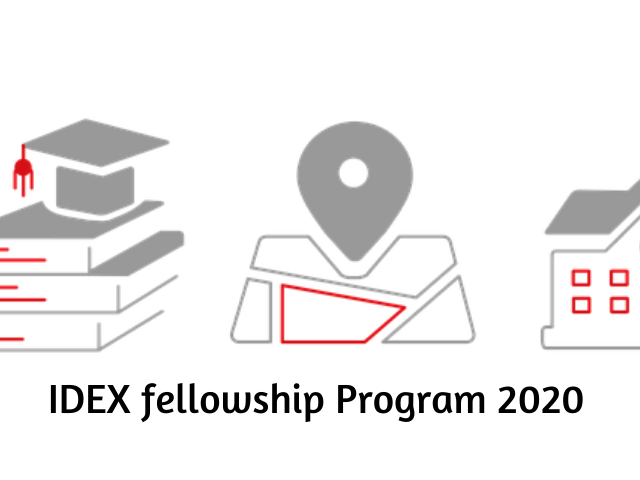 IDEX fellowship