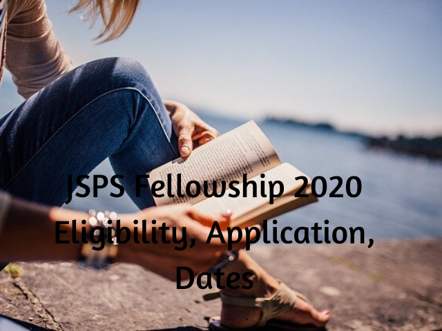 JSPS Fellowship