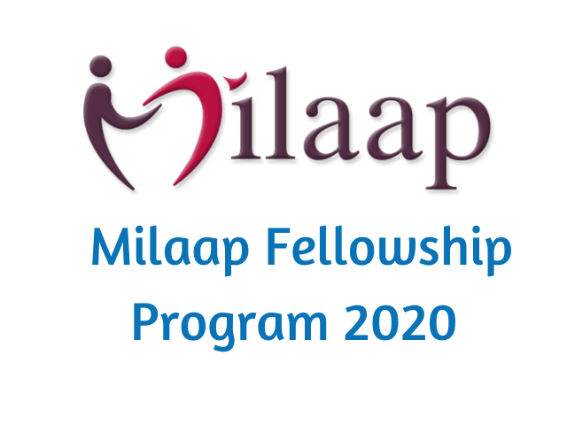 Milaap Fellowship