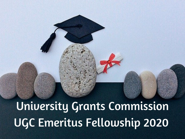 UGC Emeritus Fellowship